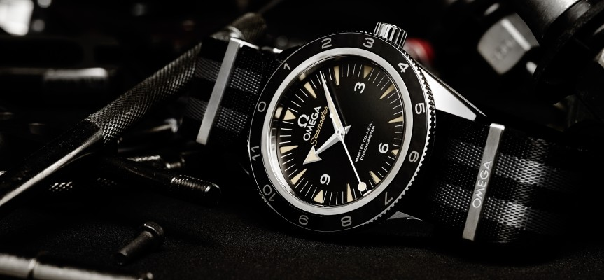 "Seamaster 300 ""Spectre"""