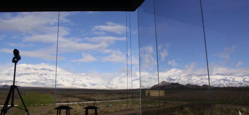El vino y la montaña
