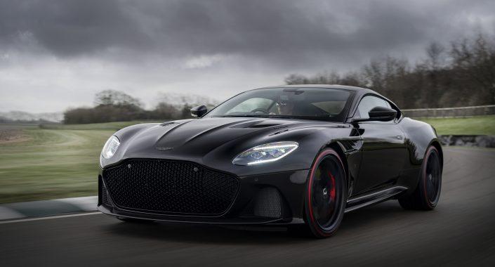 Aston Martin DBS Superleggera TAG Heuer Edition_front