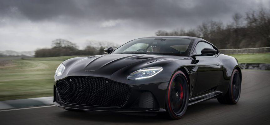 Aston Martin DBS Superleggera TAG Heuer Edition_front